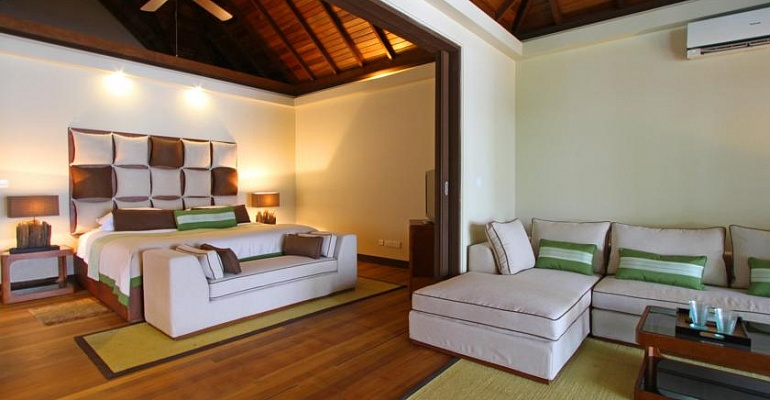 KURUMBA ISLAND RESORT 5*
