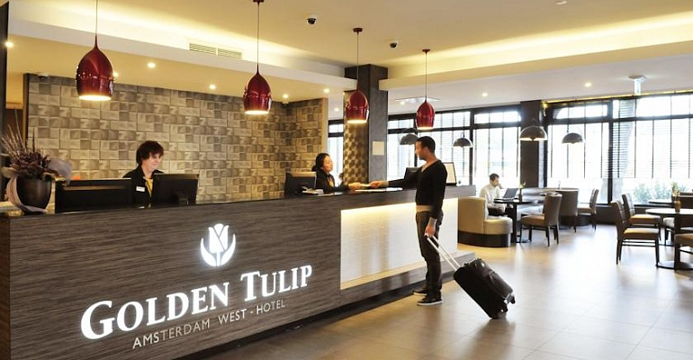 GOLDEN TULIP AMSTERDAM WEST 4*