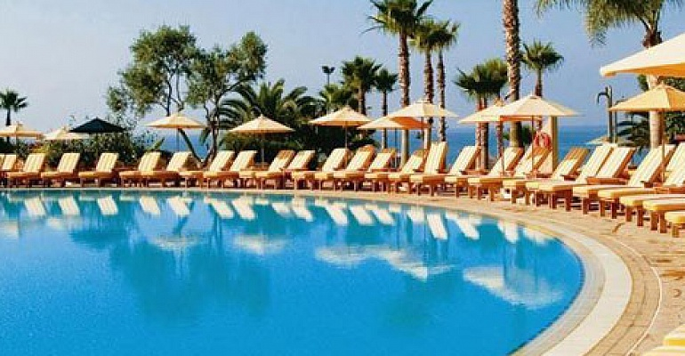 Отель LE MERIDIEN LIMASSOL SPA & RESORT 5* (Кипр)