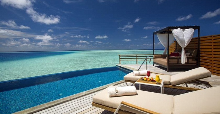 BAROS ISLAND RESORT MALDIVES 5*