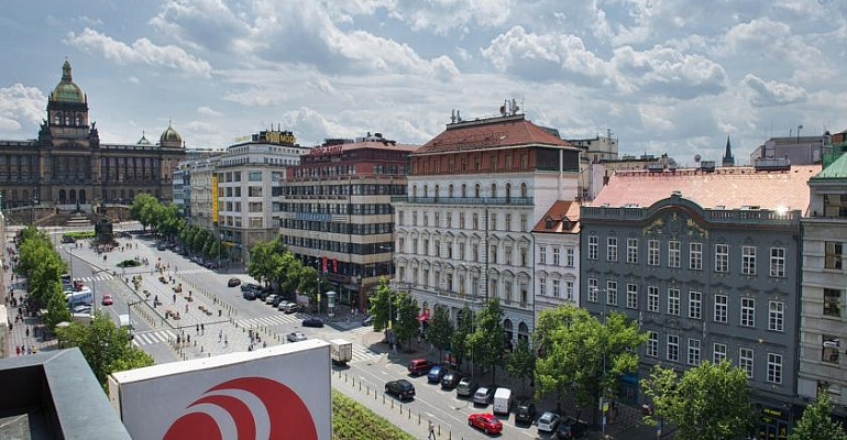 Ramada Prague City Centre 4