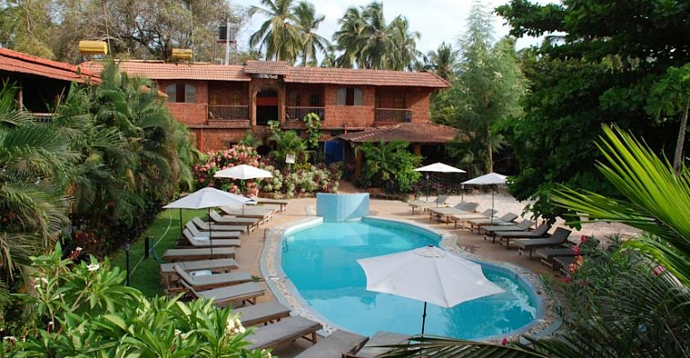 SEA BREEZE CANDOLIM 3*