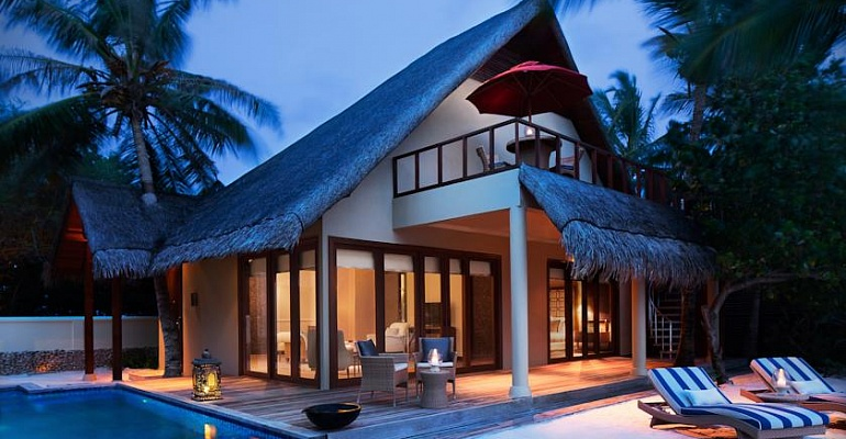 TAJ EXOTICA RESORT AND SPA MALDIVES 5*