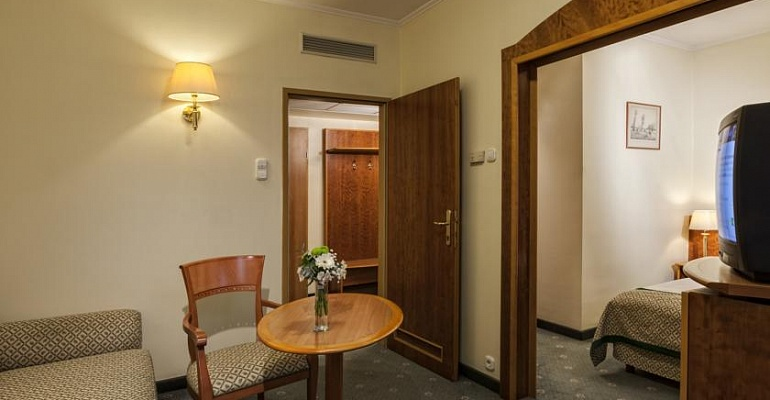 HOTEL HUNGARIA CITY CENTER 4*